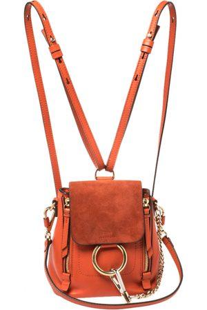 Chloé Faye Cotton Backpack for Women