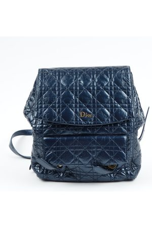 Dior \N Patent leather Backpack for Women