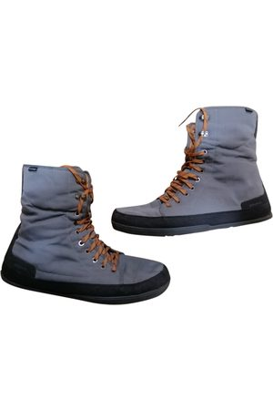 Patagonia Grey Polyester Boots