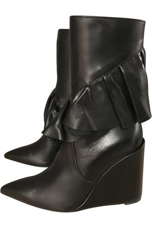 J.W.Anderson \N Leather Ankle boots for Women