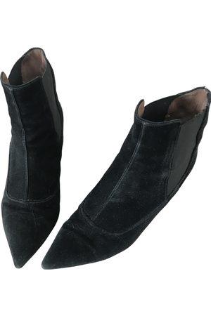 Tabitha Simmons \N Velvet Boots for Women
