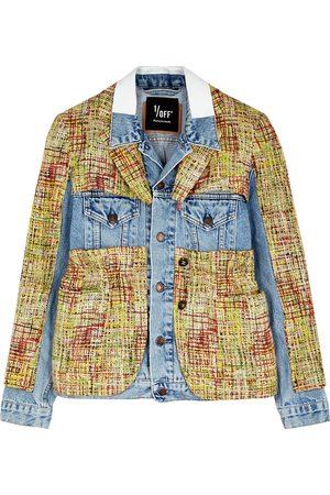 1/OFF Paris Women Denim Jackets - Levi's X Chanel panelled denim jacket