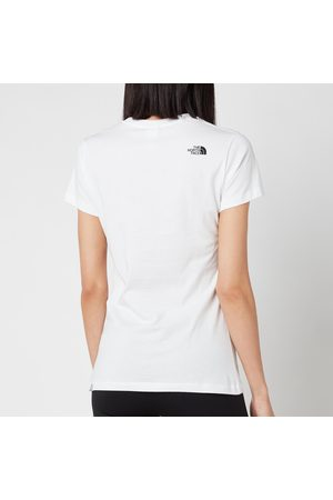 The North Face Women Short Sleeve - Women's Simple Dome Short Sleeve T-Shirt