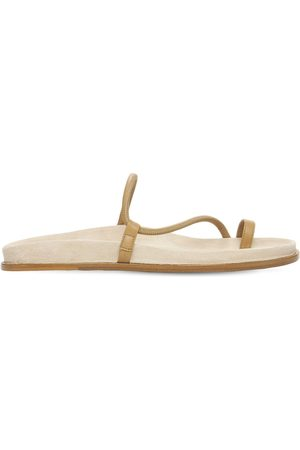 EMME PARSONS 10mm Bari Leather Thong Sandals