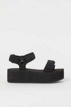 H&M Women Platform Sandals - Platform Sandals