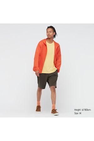 UNIQLO Men Short Sleeve - Men's Supima- Cotton Crew Neck Short-Sleeve T-Shirt, , XXS