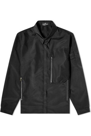 STONE ISLAND SHADOW PROJECT Vented Zip Shirt Jacket