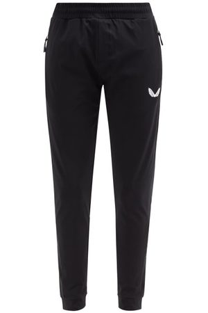 CASTORE Active Jersey Tapered-leg Track Pants - Mens