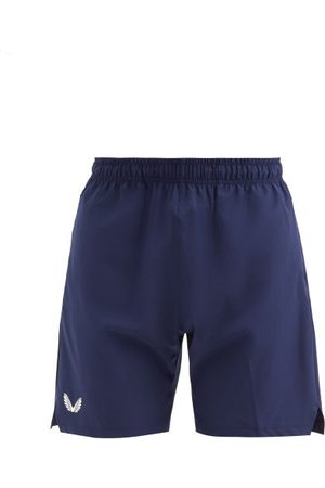 "CASTORE Logo-print 6"" Shorts - Mens - Navy"