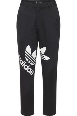 ADIDAS ORIGINALS Cotton Suit Pants