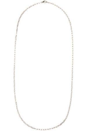 MIANSAI 2.5mm Volt Rhodium-plated Sterling- Necklace - Mens