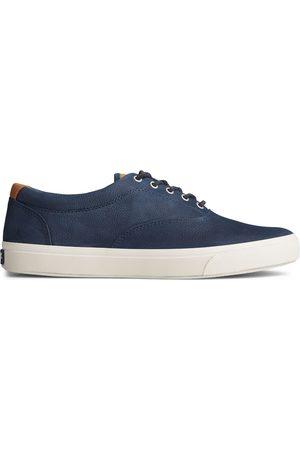 Sperry Top-Sider Men Sneakers - Men's Sperry Striper PLUSHWAVE CVO Sneaker Navy, Size 7M