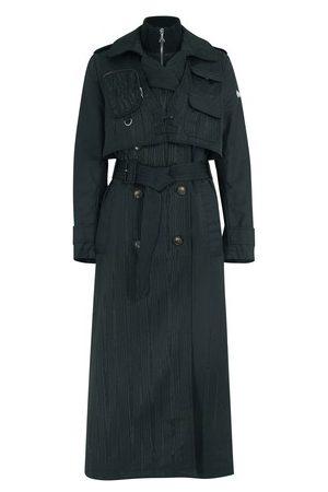 Marine Serre Survival trench coat