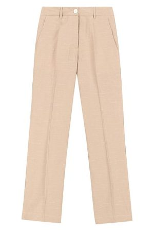 Momoni Indra trousers in linen silk