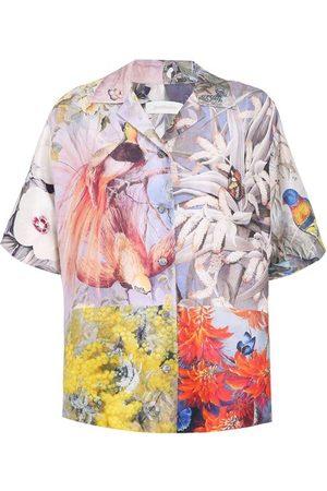 ZIMMERMANN Women Short sleeves - Botanica shirt