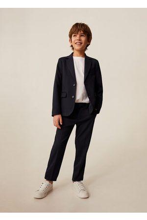 MANGO Straight suit pants