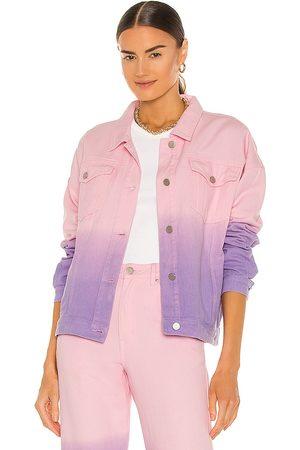OLIVIA RUBIN Julia Jacket in ,Lavender.