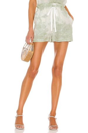 Bella Dahl Women Shorts - Paper Bag Pocket Short in .
