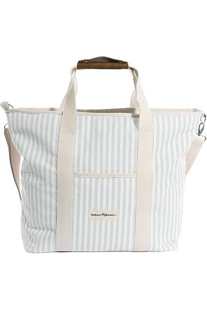 business & pleasure co. Cooler Tote Bag in Sage.