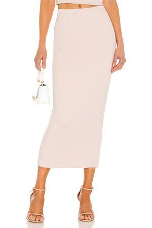 AFRM Torino Skirt in Neutral.