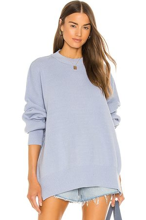 Free People Easy Street Tunic in Blue.
