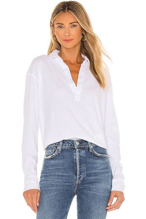 FRANK & EILEEN Popover Top in .