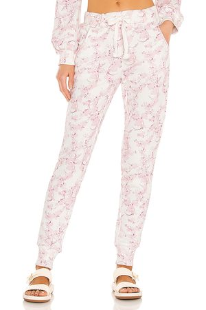 Generation Love Olivia Sweatpant in White, .