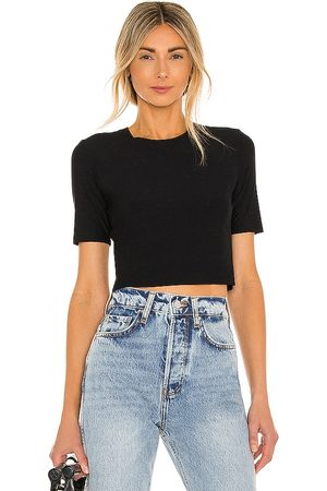 Commando Butter Cropped Tee in .