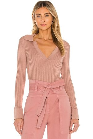 Song of Style Annikah Sweater in Blush.