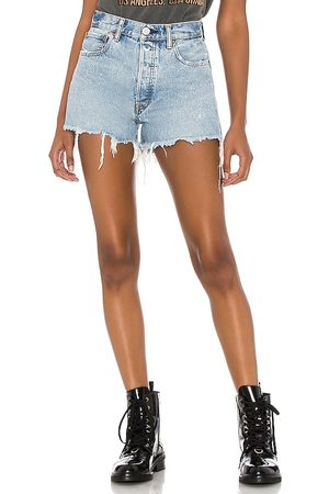 Moussy Bonnie Shorts in .