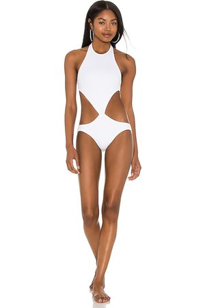 Norma Kamali X REVOLVE Chuck One Piece in .
