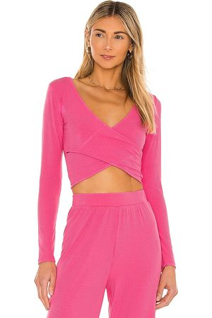 L*Space Gia Top in Pink.