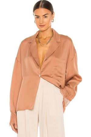 L'Academie Ricky Blouse in .