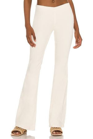 Free People Penny Pull On Flare Pant in .