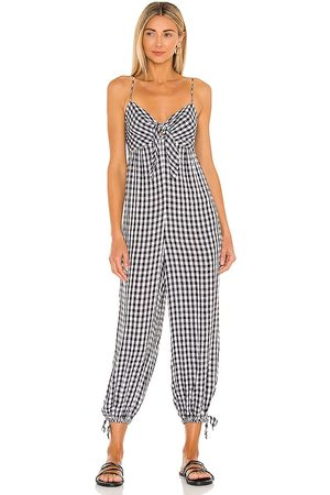 Saylor Wisteria Jumpsuit in , .