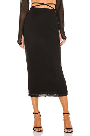 AFRM Women Midi Skirts - Cade Skirt in .