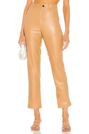 Song of Style Vida Pant in Tan.