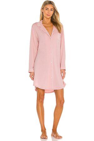 Flora Nikrooz Annie Sleepshirt in Blush.
