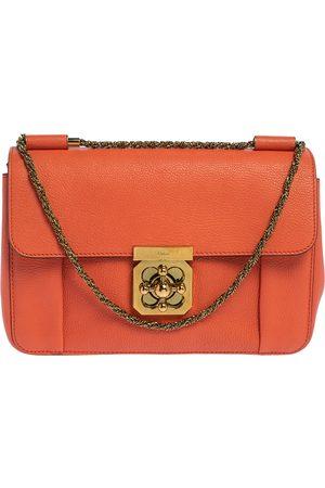 Chloé Women Shoulder Bags - Leather Medium Elsie Shoulder Bag