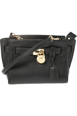 Michael Kors Women Shoulder Bags - Leather Hamilton Crossbody Bag