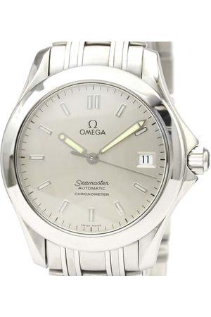 Omega Men Watches - Stainless Steel Seamaster Chronometer 2501.33 Men's Wristwatch 36MM