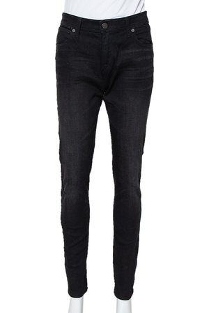 Burberry Brit Faded Effect Denim Skinny Jeans S