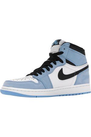 Nike Men Sneakers - Jordan 1 University Blue Sneakers Size (US 8) EU 41
