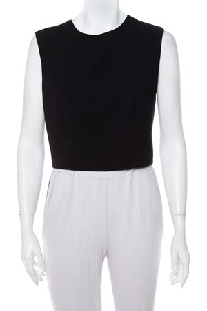 ALICE+OLIVIA Crepe Sleeveless Kylnn Top M