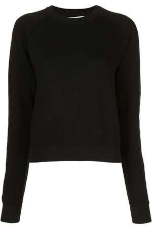 JOHN ELLIOTT Plain crew-neck sweatshirt