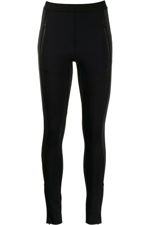 3.1 Phillip Lim Everyday zip-detail leggings