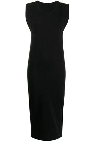 3.1 Phillip Lim Women Dresses - Everyday scoop-neck tank dress - Neutrals