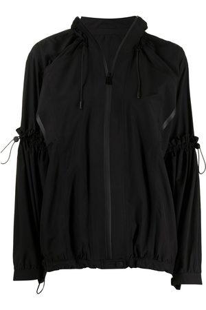 3.1 Phillip Lim Women Rainwear - Drawstring-detail jacket
