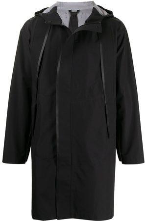 3.1 Phillip Lim Men Parkas - Essential hooded parka coat