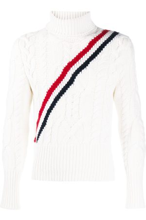 Thom Browne High-neck knit jumper